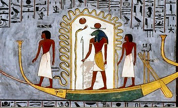 Ra, personificazione del dio solare