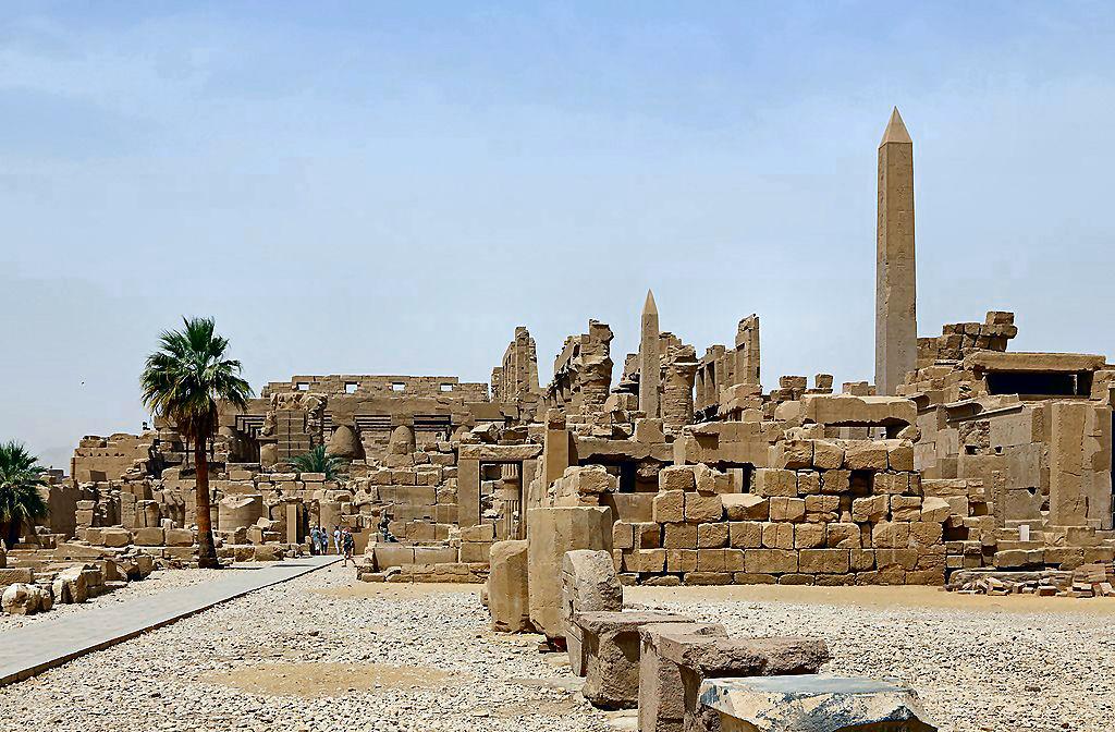 La leggenda di un grande amore fra due divinità egiziane