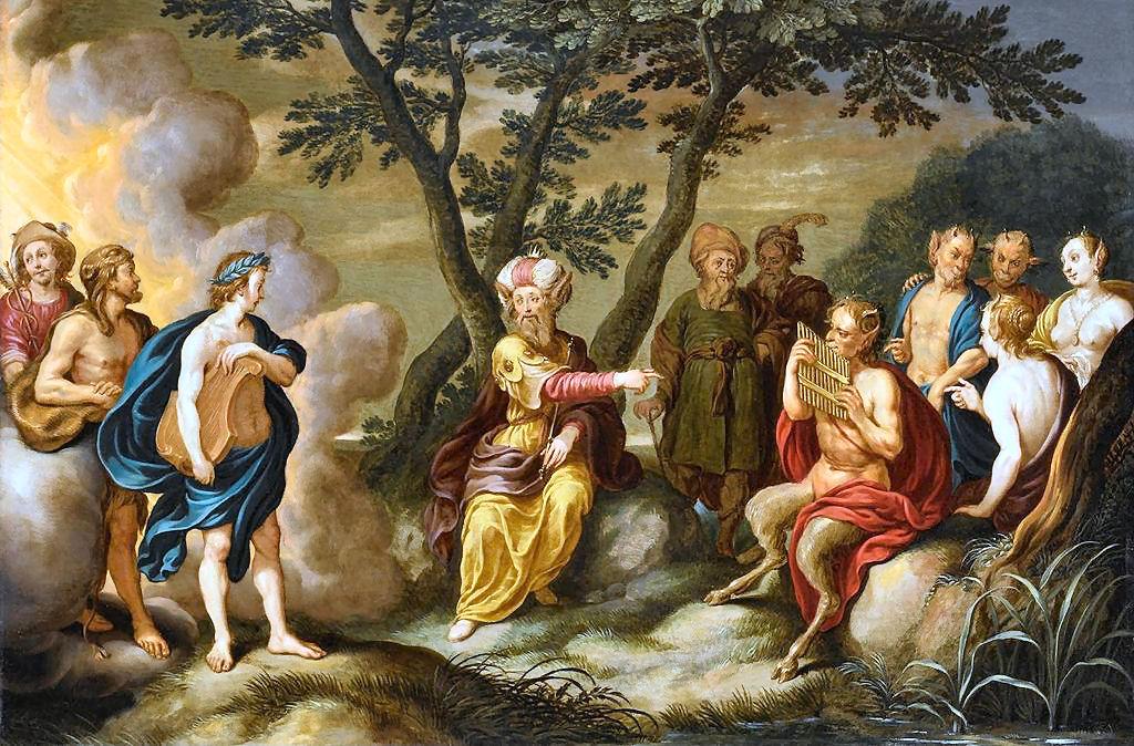 Mida, il mitico re della Frigia