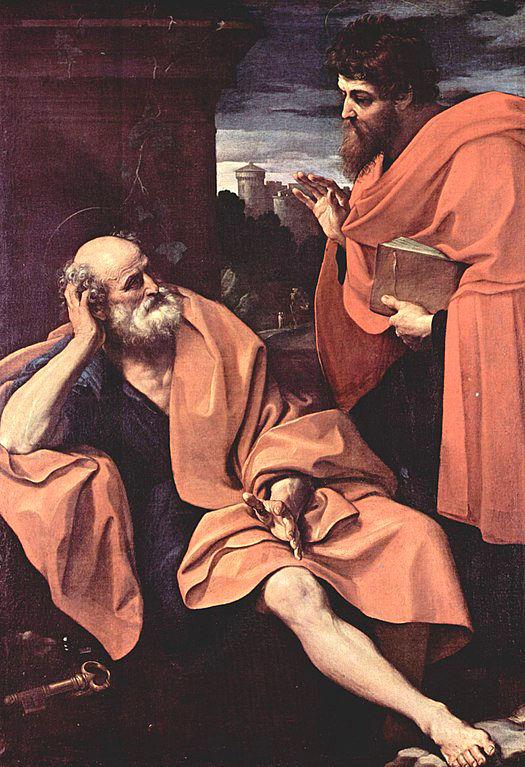 29 giugno, solennità liturgica degli apostoliPietro e Paolo
