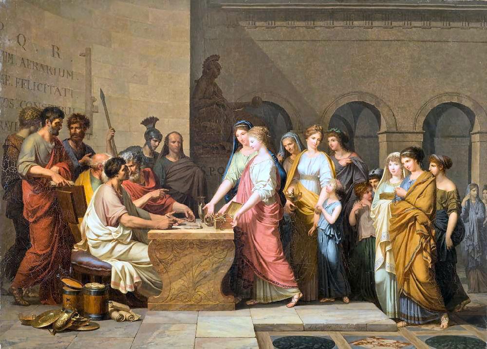 Ortensia, la 'donna avvocato' che nel 42  a.C. difese le matrone romane