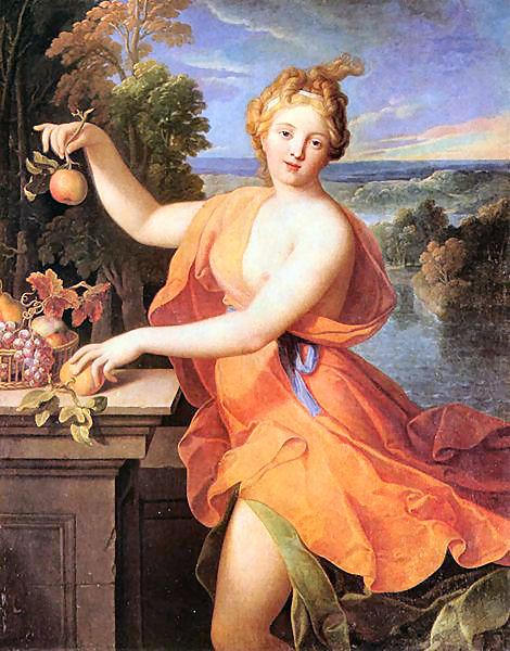 La graziosa leggenda dell'amore tra Vertumno e Pomona