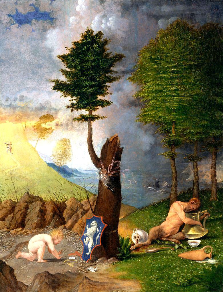 Pittura – Lorenzo Lotto (1480-1556)