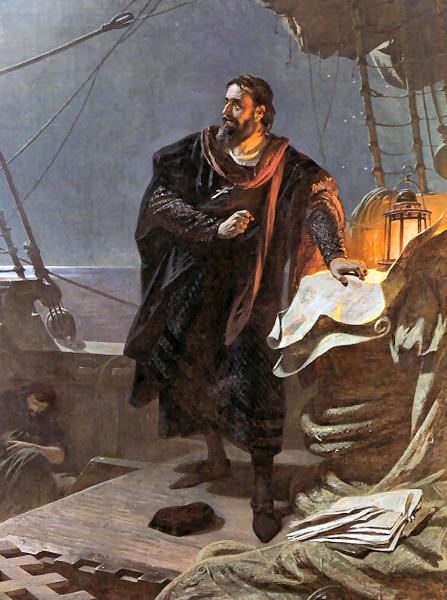Breve biografia di Cristoforo Colombo (1451-1506)