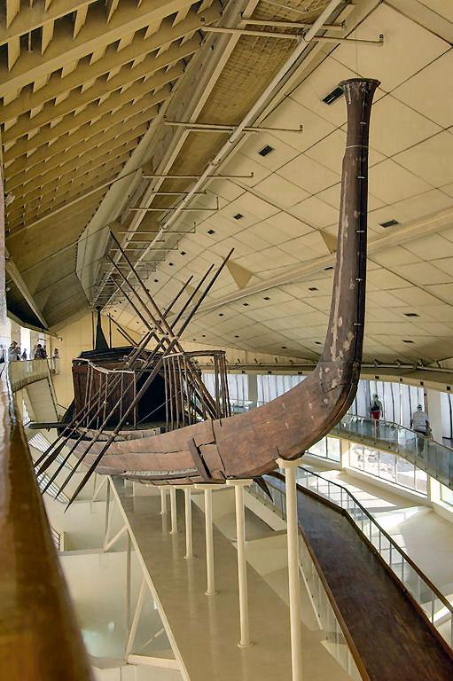 La seconda barca solare del Dio Amon e l'operaio Benadir