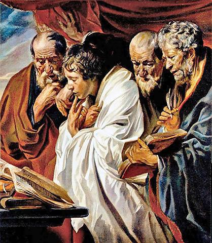 Introduzione ai quattro Vangeli