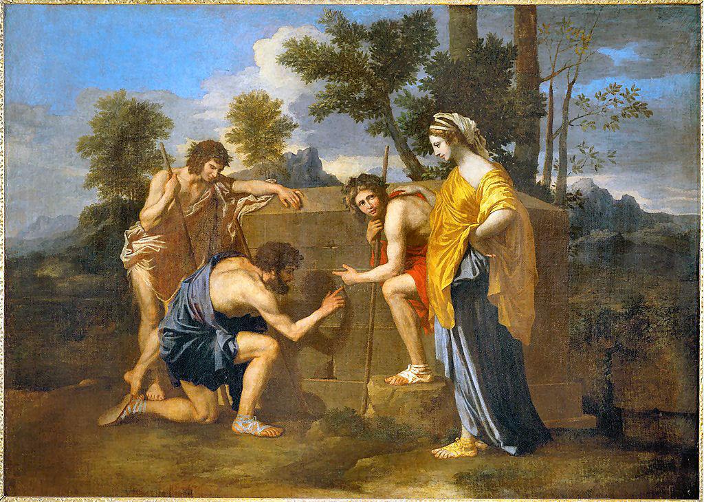 Arcadia, un punto di riferimento nell'antica mitologia greca