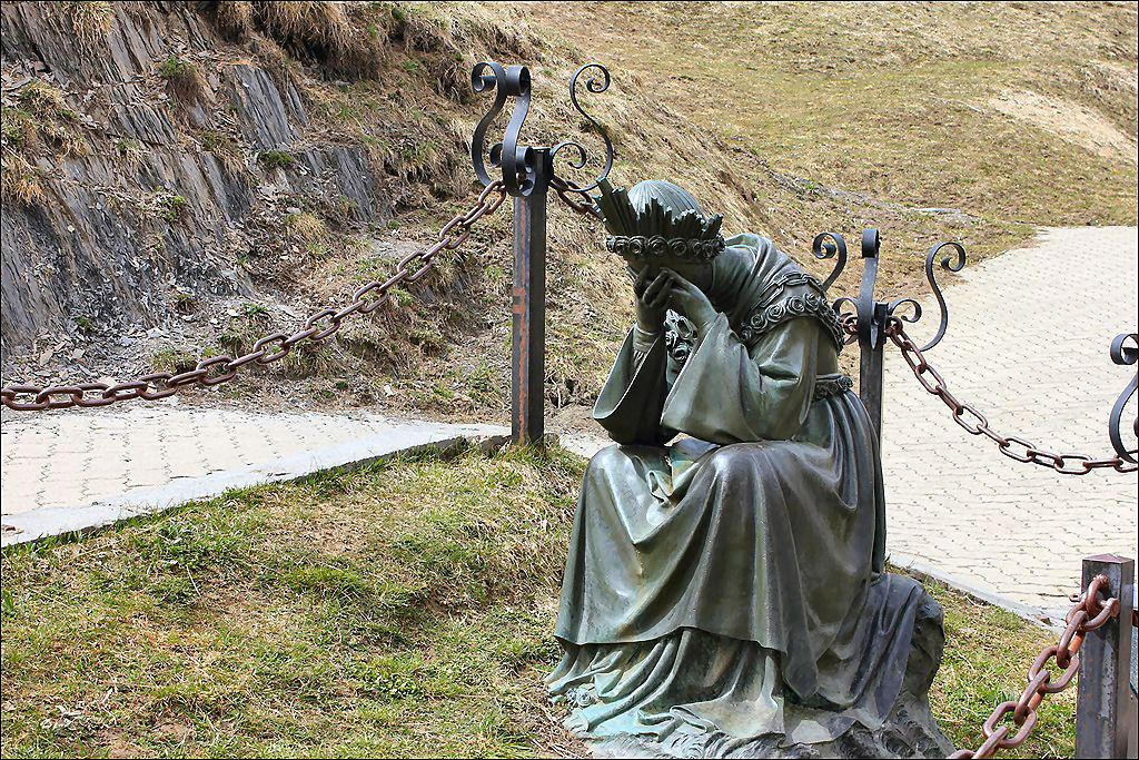 Melania Calvat: descrizione della Beata Vergine Maria