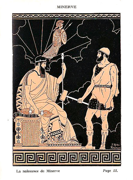 Atena, la dea associata alla leggerezza della nottola (Civetta di Atena)