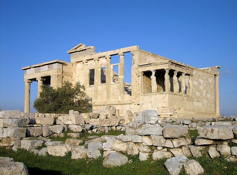 Eretteo, il sesto re di Atene