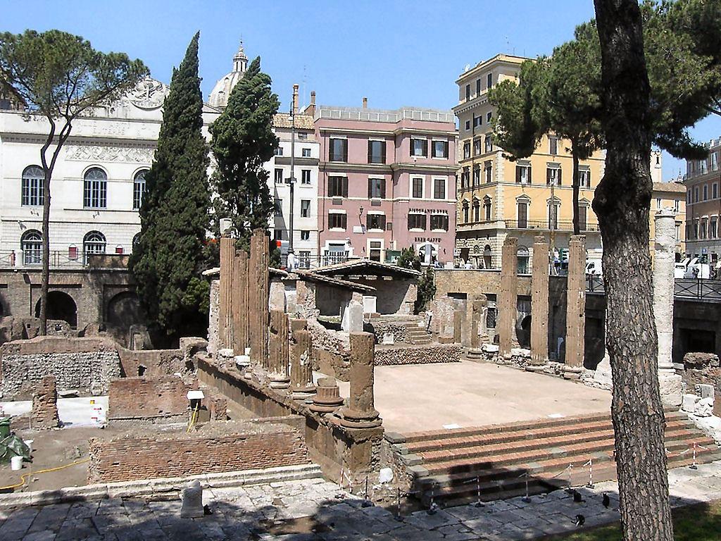 Giuturna, divinità latina arcaica connessa con le fonti e le sorgenti
